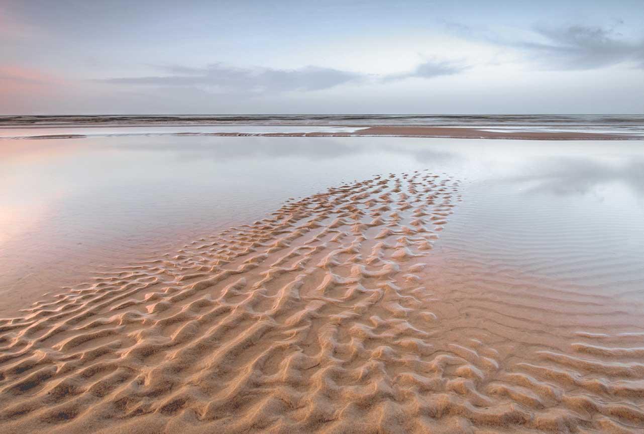 Chodnikiem do morza. Bałtyk